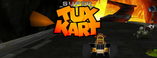 El juego Open source Supertuxkart libera su versión 0.9.3 rc1 y llega a Android! Descargalo desde Play Store!