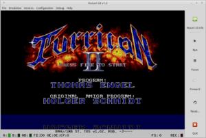 Turrican 2 (Atari ST)