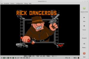 Rick Dangerous (Atari ST)