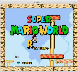 Super Mario World Returns